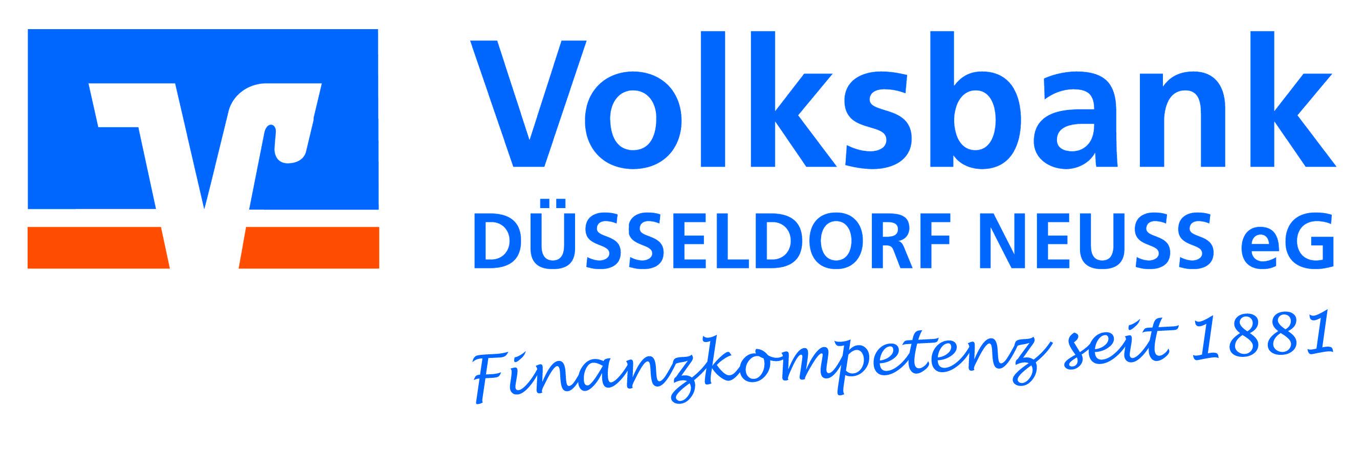 VR Bank Logo Kompetenz 4c