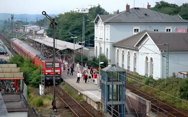 S Bahnhof Ratingen Ost