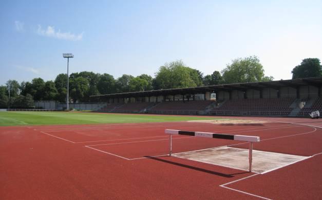 Stadion innen