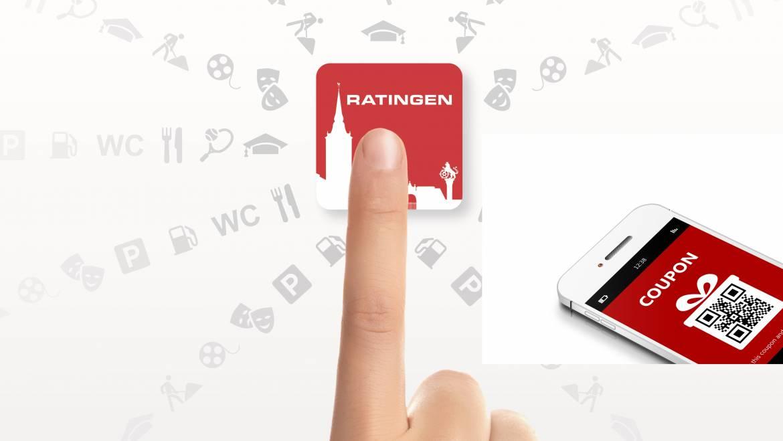RatingenApp als Informationsplattform nutzten – Unterstützungsangebot der RMG für den Ratinger Handel –