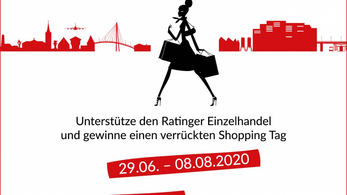Ratingen – Entdecke Deine Stadt neu! – Support Your Locals – Shop Your Day