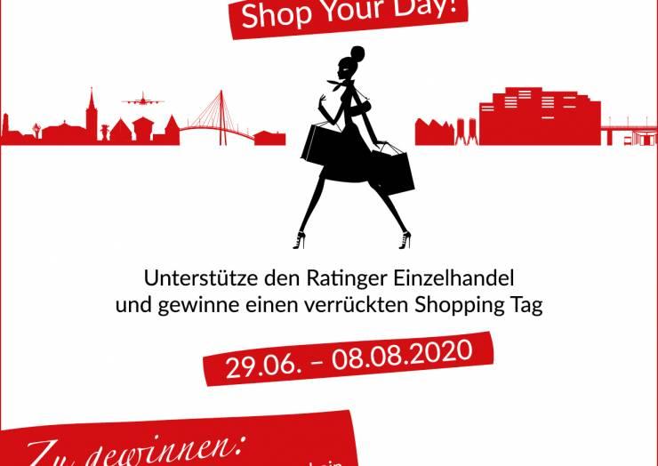 Ratingen – Entdecke Deine Stadt neu! – Support Your Locals – Shop Your Day