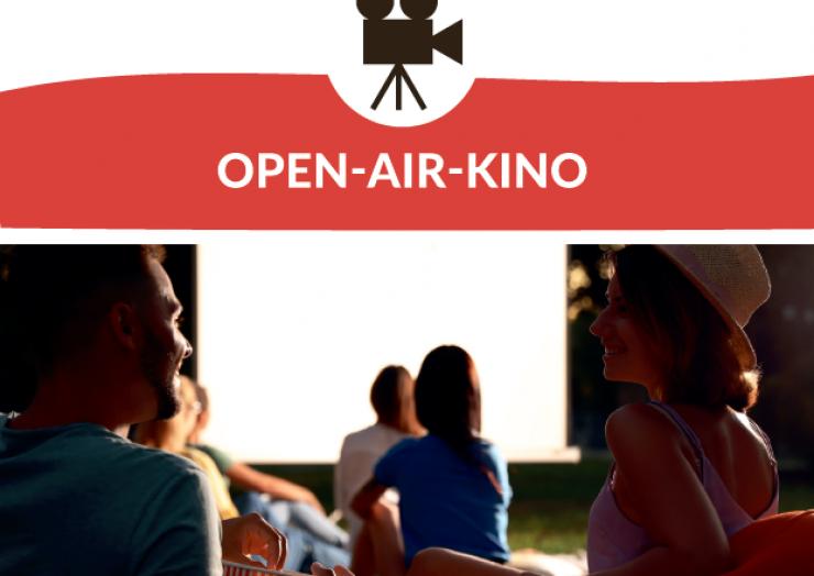 Open-Air-Kino findet aufgrund der Hitzewelle nur am Abend statt